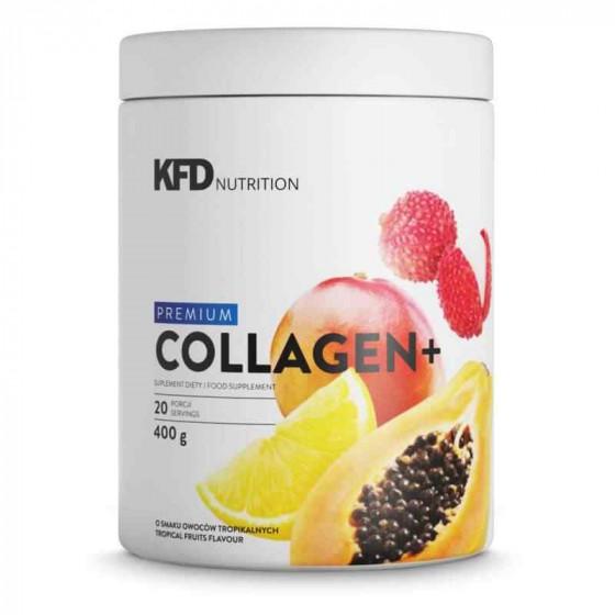 Kolagen + MSM +Wit. D3, Dowcip. C, Boswellia Serrata Premium 400 g UE
