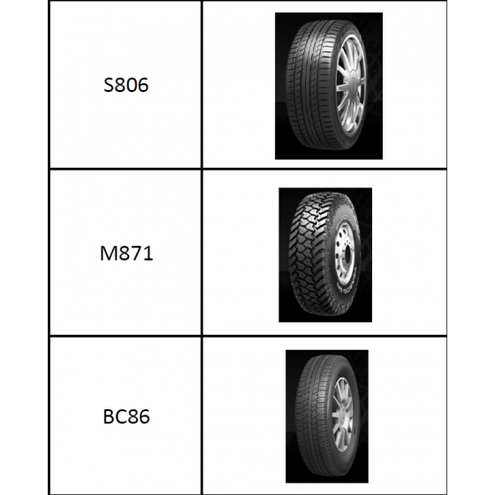 Black Lion Tyres [SUV] Looking for wholesale buyer