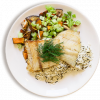 5 dni / 4 posiłki / 2000 kcal / wege+ryby