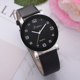 Woman's Watch Fashion Simple Quartz Wristwatches Sport Leather Band Casual Ladies Watches Women Reloj Mujer 18AUG2