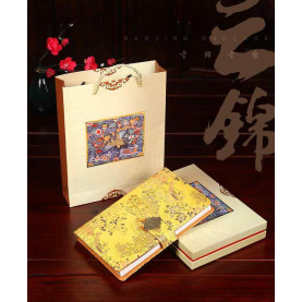 Chinese classical notebook