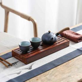Rosewood tea sets