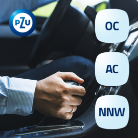 Ubezpieczenie Pakietowe OC/AC/NNW - PZU
