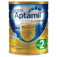 Aptamil Gold + 2 Formuła Follow-on 6-12 miesięcy 900g
