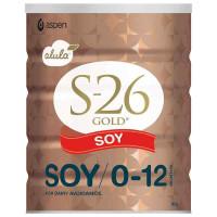 S26 złoto Alula sojowa 900g