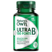 Nature's Own Ultra B 150 Forte 60 Tabletki