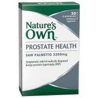 Nature's Own zdrowie prostaty 30 Kapsułki