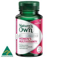 Nature's Own Women's Multivitamin Mega potencja 60 Tabletki