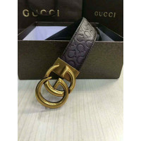 Ladies cow leather belt