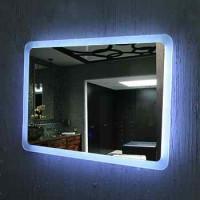 Łazienka montowane na ścianie lusterka kąpielowe z diodą LED