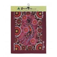 Aborygenów art Canvas-styl 3-medium