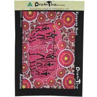 Aborygenów art Canvas styl 2-medium