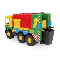 WADER środkowy Truck-śmieciarka