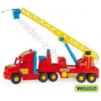 WADER Super truck straż pożarna