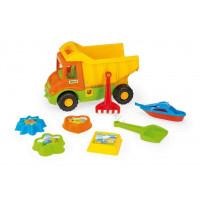 WADER Multi truck piaskowy-8 elementów