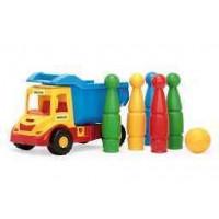 WADER Multi Truck z kręglami