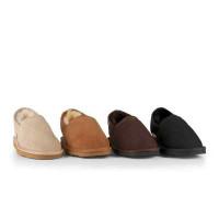 Australian Sheepskin slippers - size L