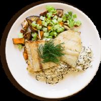 7 dni / 5 posiłków / 1500 kcal / wege+ryby
